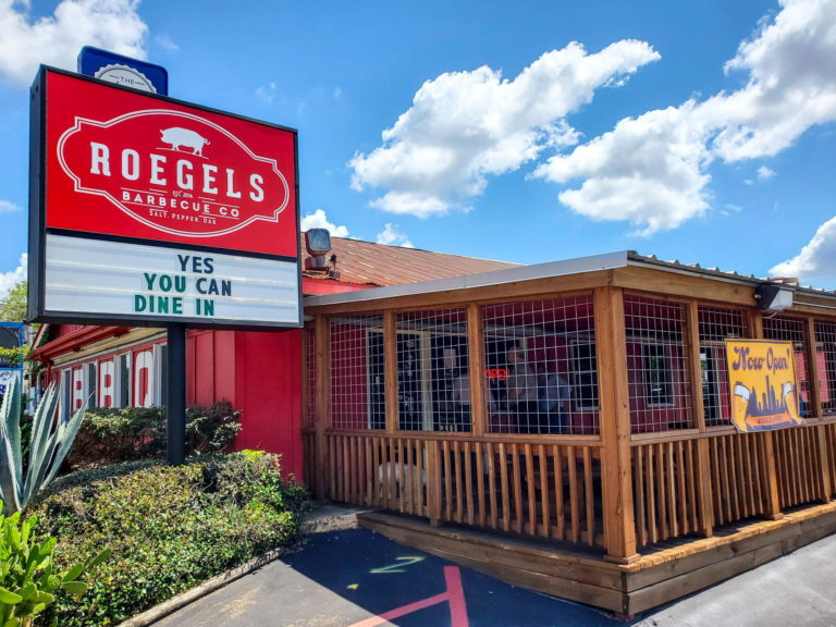 Roegels Barbecue Co.